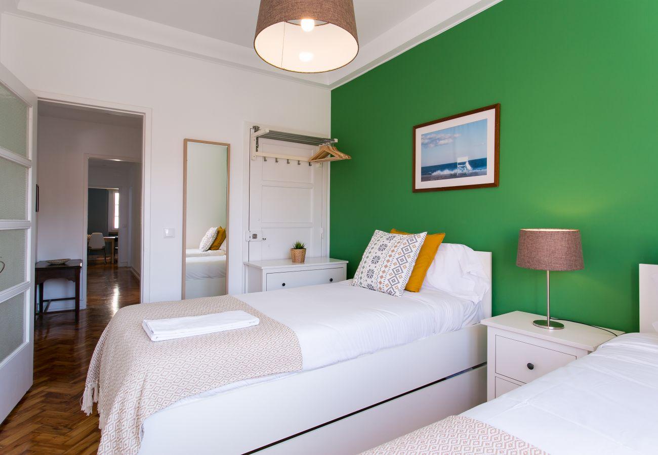 Apartamento em Lisboa - Cosy Downtown Avenue 3D by Central Hill