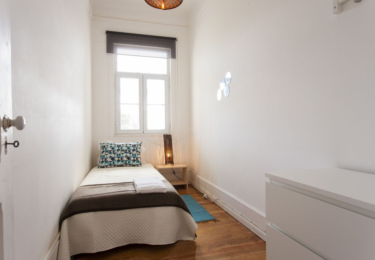 Apartamento em Lisboa - Big Central Flat 3E up to 27guests by Central Hill