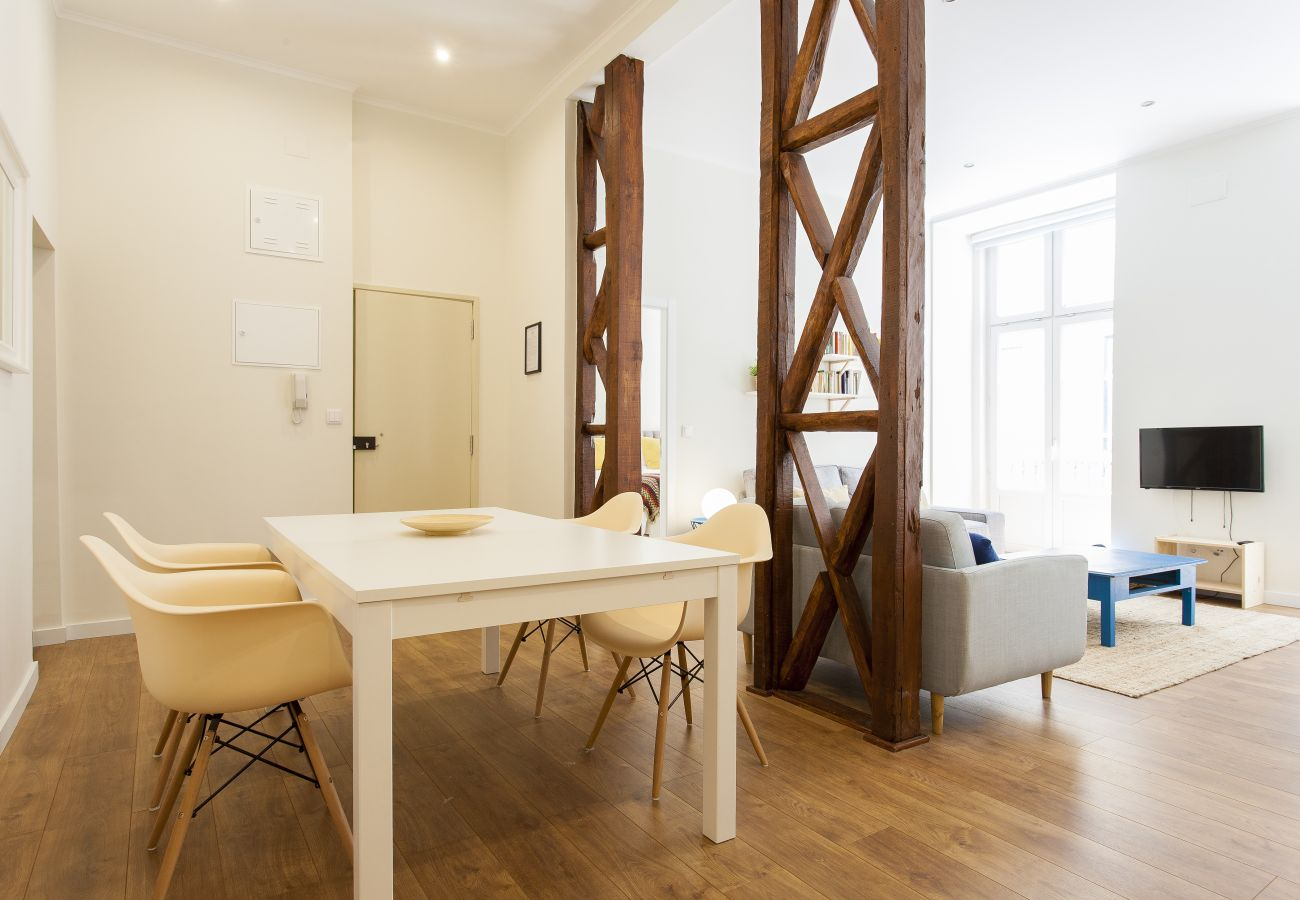 Apartamento em Lisboa - Central Downtown 1D up to 17guests by Central Hill