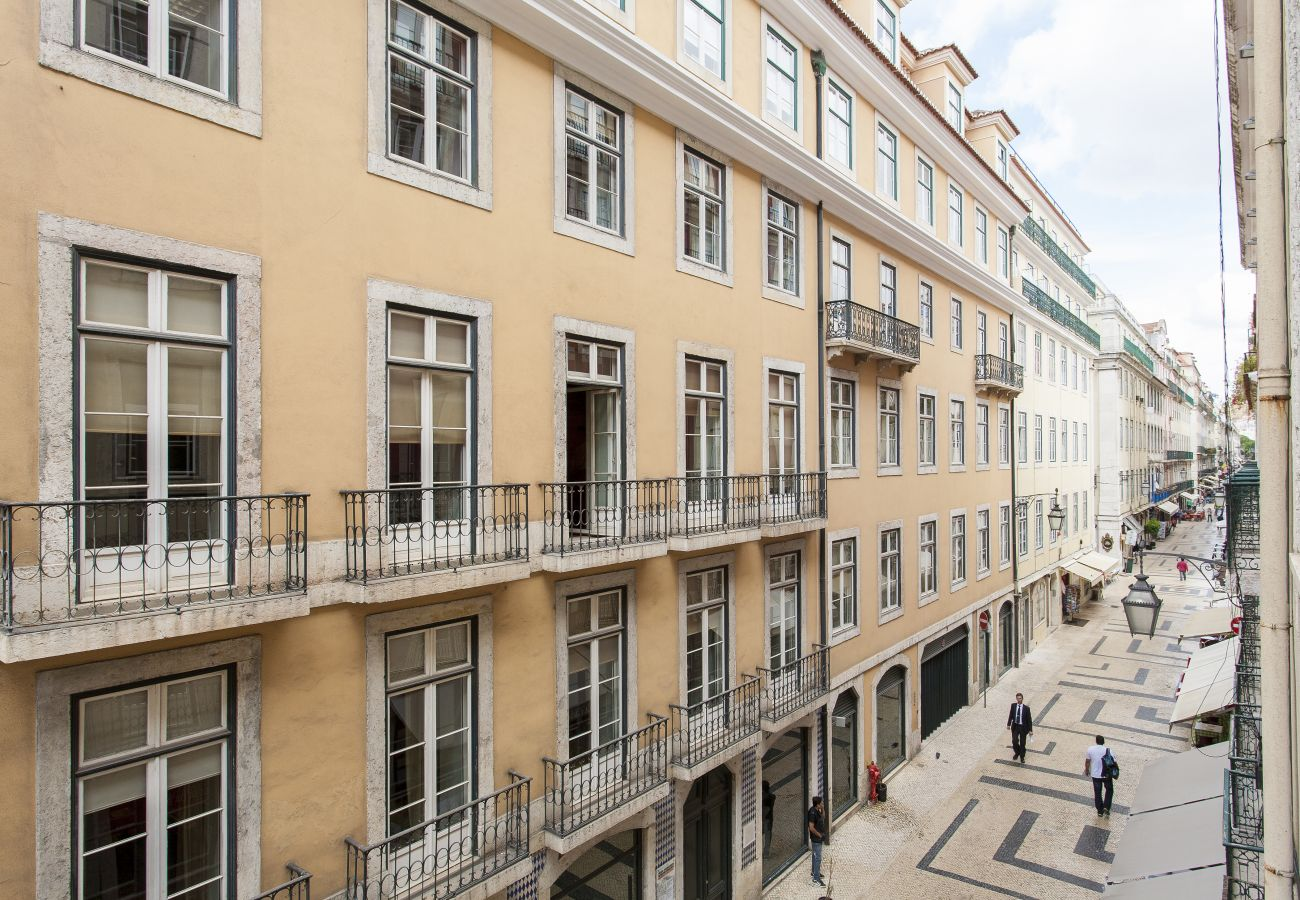 Apartamento em Lisboa - Central Downtown 2D up to 17guests by Central Hill