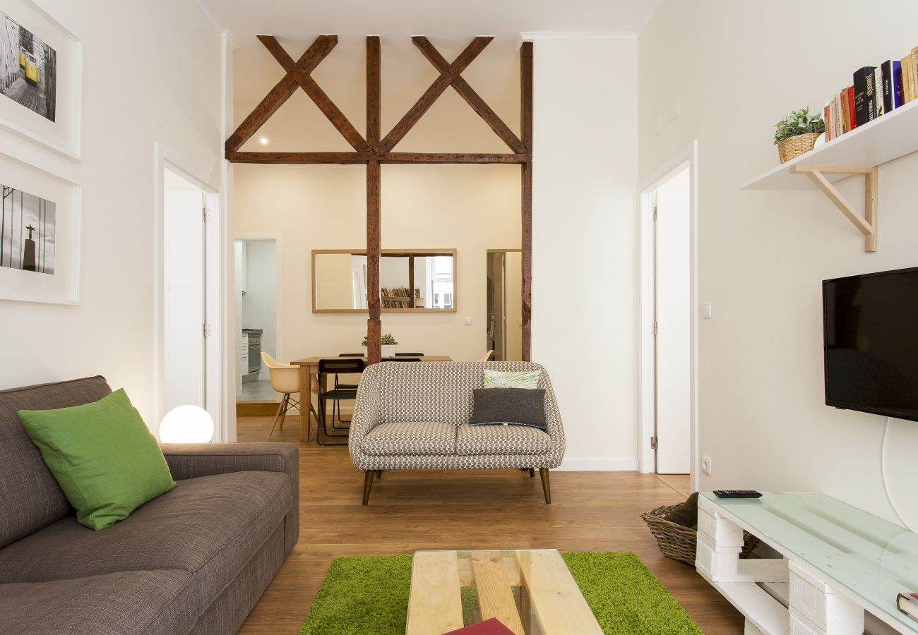 Apartamento em Lisboa - Central Downtown 1E up to 13guests by Central Hill