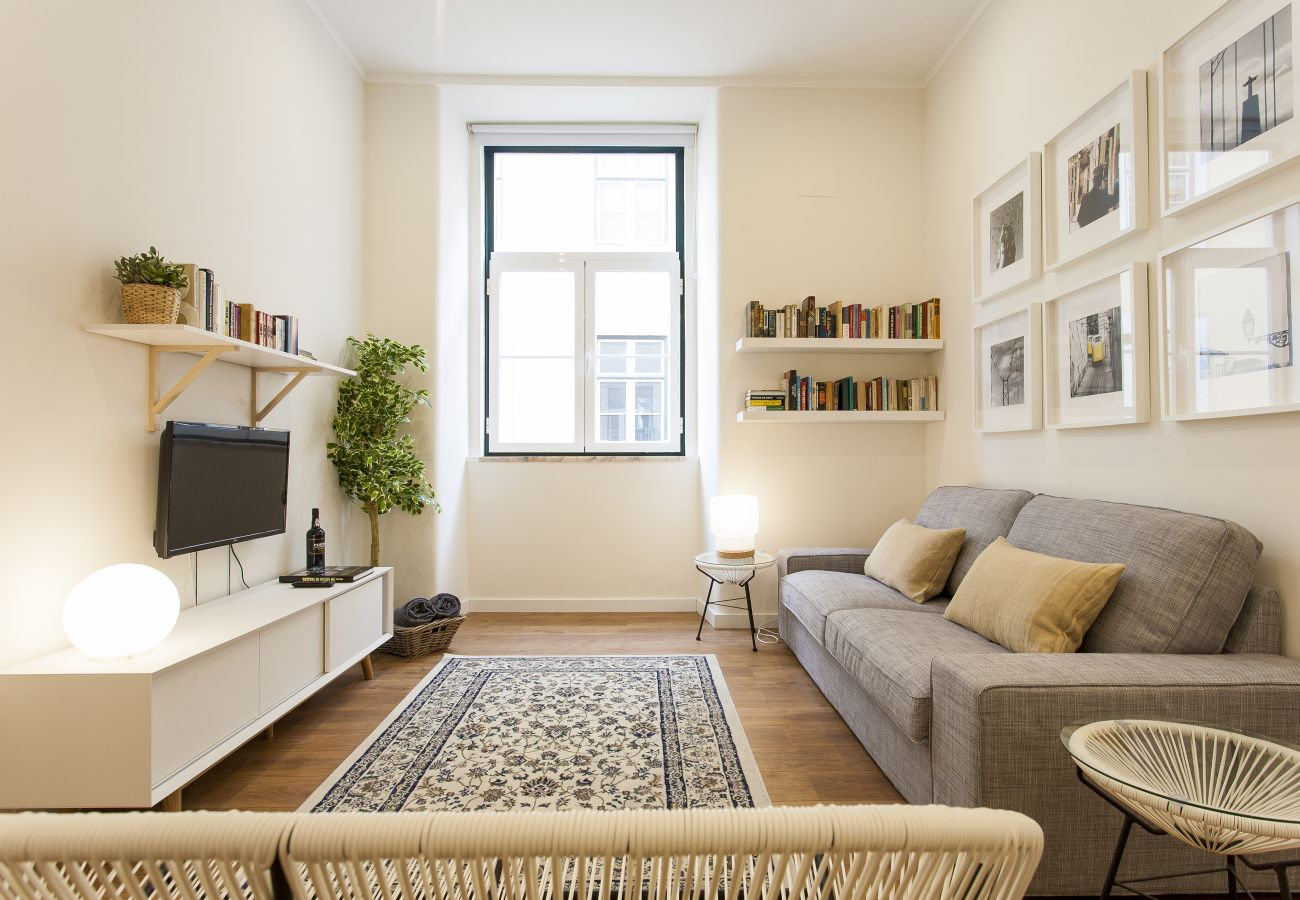 Apartamento em Lisboa - Central Downtown 2E up to 14guests by Central Hill