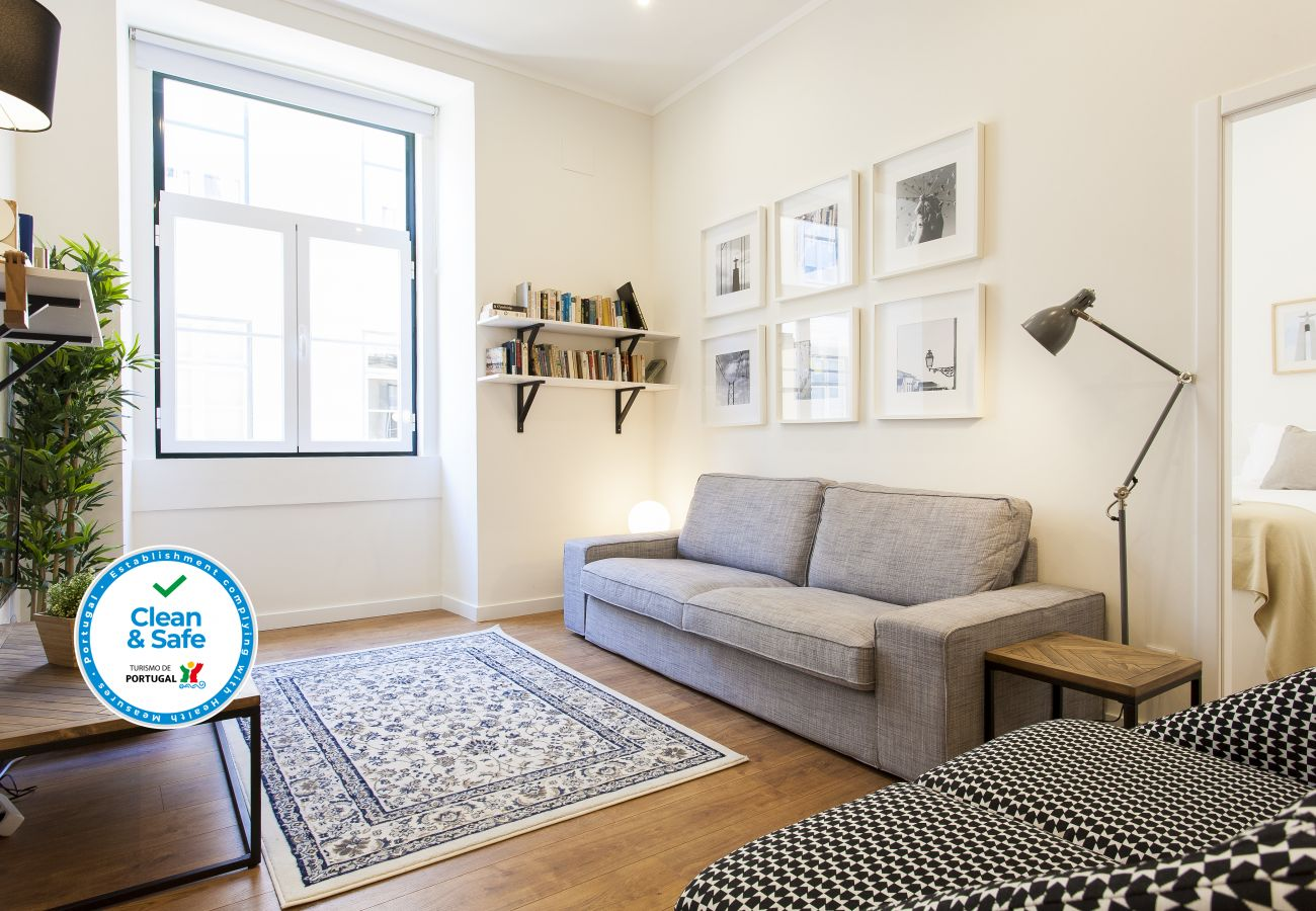 Apartamento em Lisboa - Central Downtown 3E up to 14guests by Central Hill