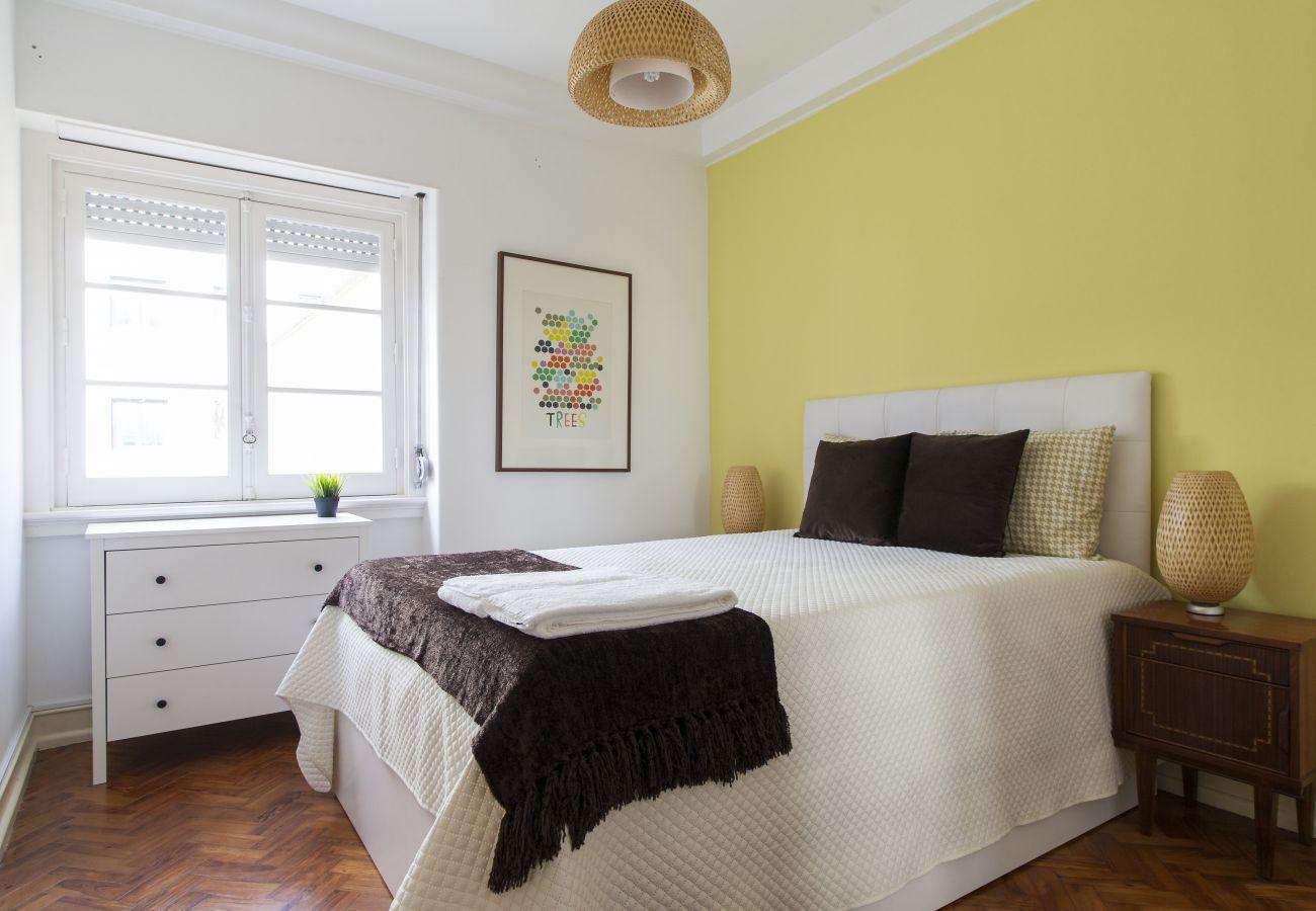 Apartamento em Lisboa - Cosy Downtown Avenue 2D by Central Hill