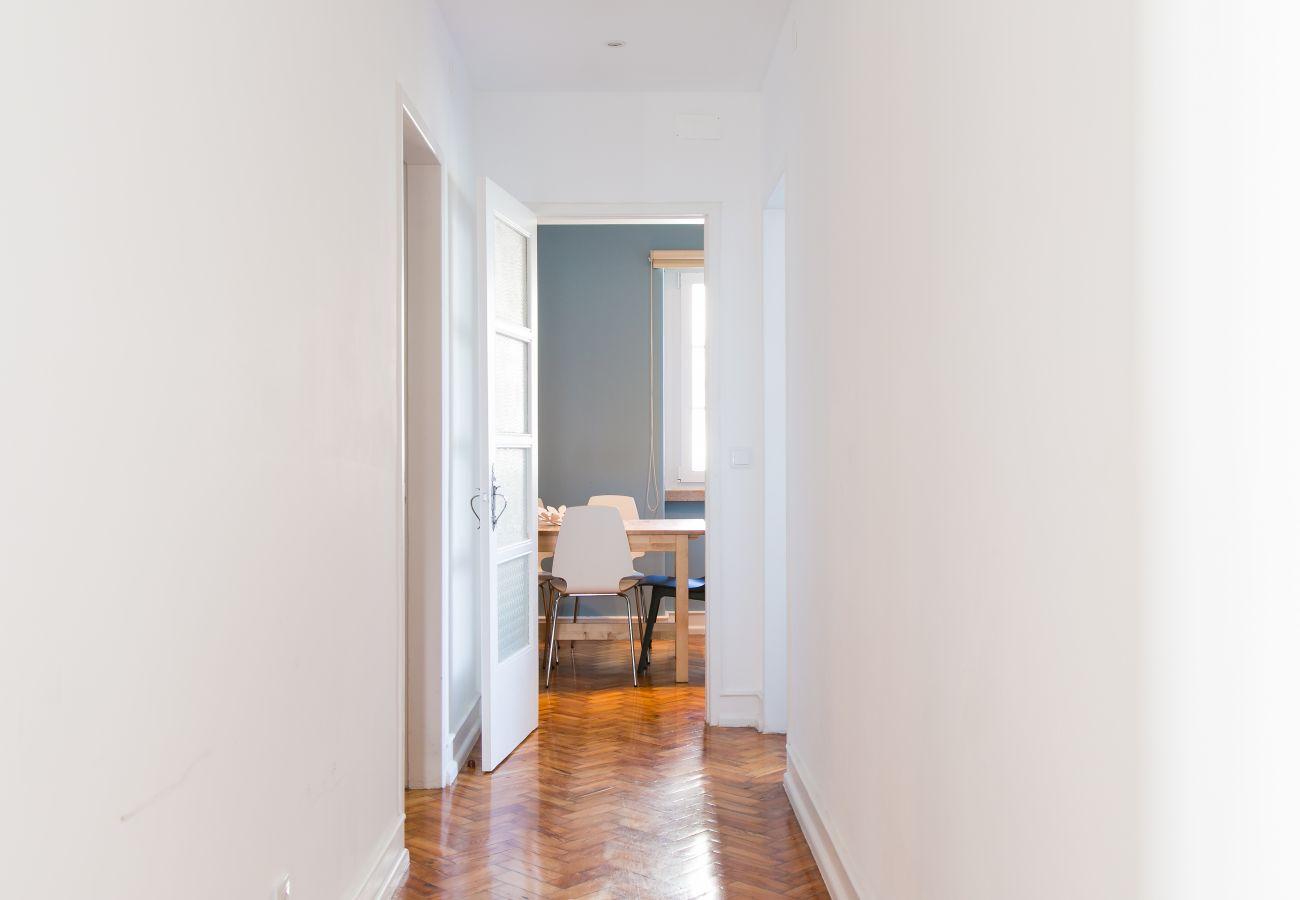 Apartamento en Lisboa ciudad - Cosy Downtown Avenue 3D by Central Hill