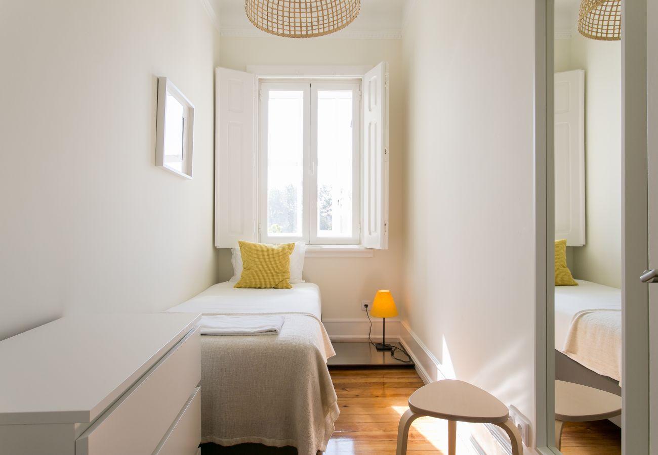 Apartamento en Lisboa ciudad - Big Central Flat 3D up to 25guests by Central Hill